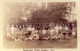 Tunbridge Wells Harriers 1887